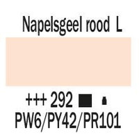 Amsterdam acrylverf 120ml standard 292 Napelsgeel rood licht