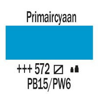 Amsterdam acrylverf 120ml standard 572 Primaircyaan