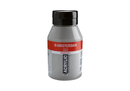 Amsterdam Amsterdam acrylverf 1 liter standard 710 Neutraalgrijs