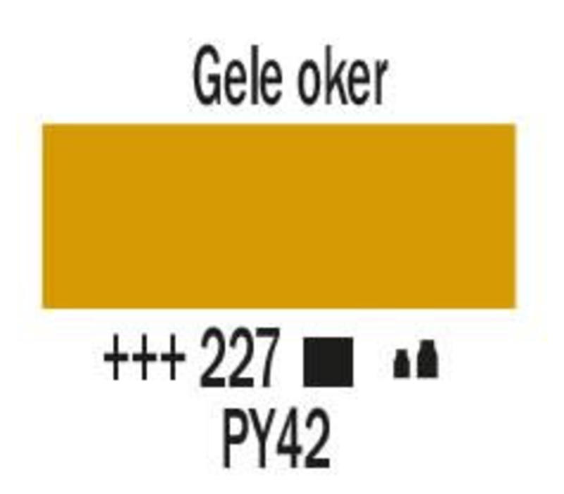 Amsterdam acrylverf 120ml standard 227 Gele oker