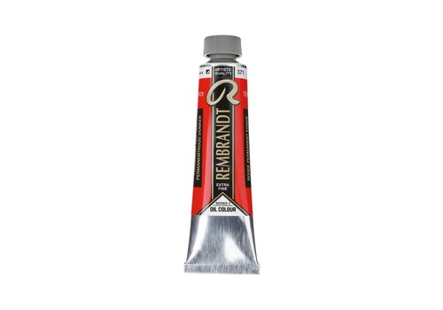 Rembrandt Rembrandt 40ml olieverf 371 Permanentrood donker