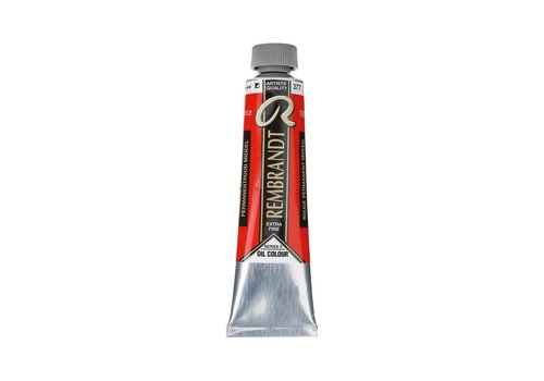 Rembrandt Rembrandt 40ml olieverf 377 Permanentrood middel