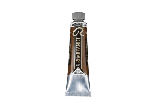 Rembrandt Rembrandt 40ml olieverf 409 Omber gebrand