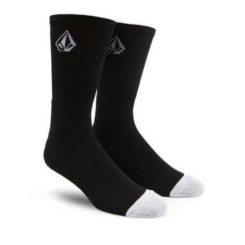 Volcom Volcom Full Stone Black Socks