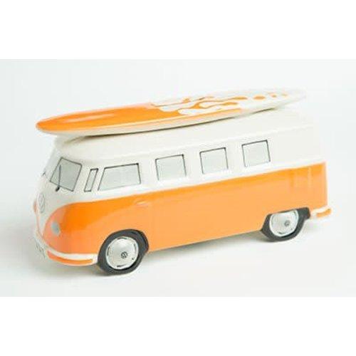 Van One VW Spaarpot Bulli T1 Oranje