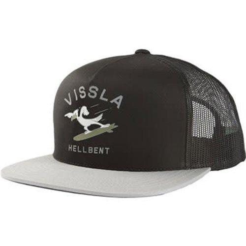 Vissla Vissla Hellbent Steel Trucker Cap