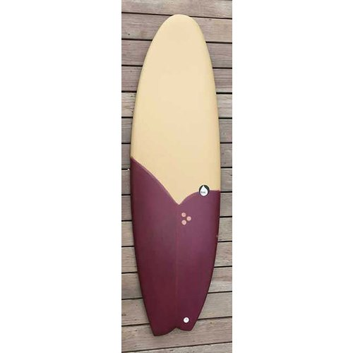 Brink Surf Brink Surf Mokka/Aubergine 5'10''