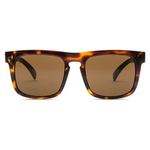 Electric Electric Zonnebril Mainstay Gloss Polarized Bronze