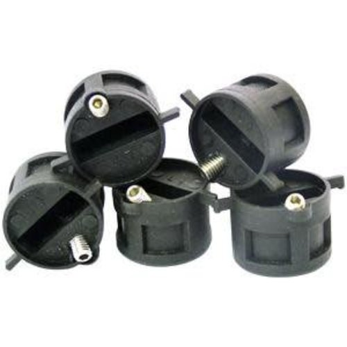 Ding All Eurofins FCS Compatible Fin Plugs Thruster set