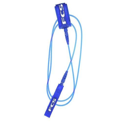 FCS FCS 5ft Comp Ankle Blue Glass Leash