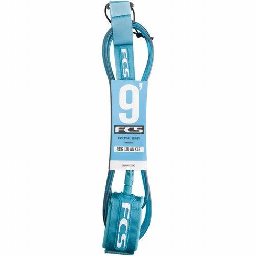 FCS FCS 9ft Regular Essential Ankle Blue (Teal) Leash