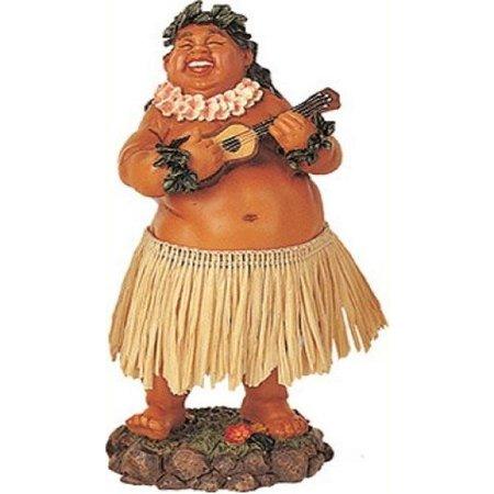 Aloha Surf Huismerk Hula Doll Dashboard: Bradda Ed