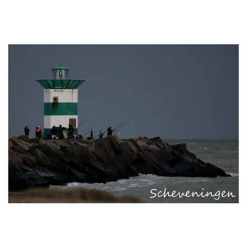 Ivooosterbaan Ivooosterbaan Scheveningen Havenhoofd Postkaart