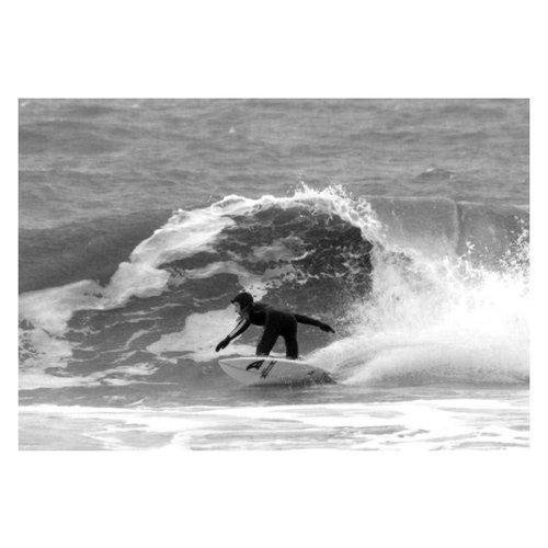 Ivooosterbaan Ivooosterbaan Scheveningen Surfer 3 Postkaart