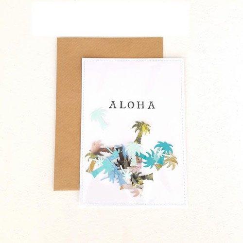 Jet It Flow Jet It Flow Aloha Postkaart