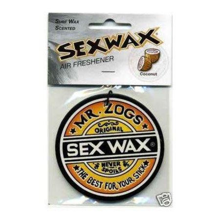 Mr. Zog's Sex Wax Mr Zogs Sex Wax Coconut Air Freshener