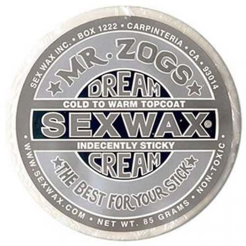 Mr. Zog's Sex Wax Mr Zogs Sex Wax Dreamcream Silver Cold/Warm