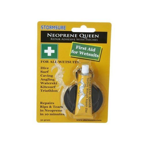 Neoprene Queen Neoprene Queen Wetsuit Repair met Patches