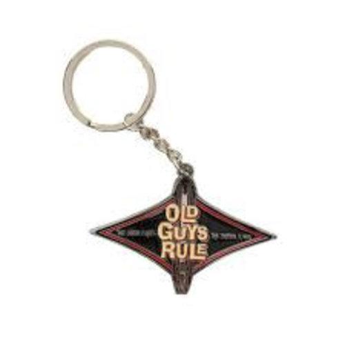 Old Guys Rule Old Guys Rule Sleutelhanger Diamond Logo