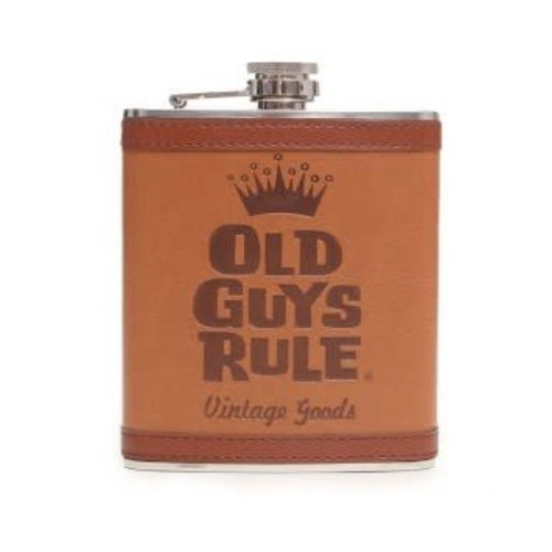Old Guys Rule Old Guys Rule Hip Flask