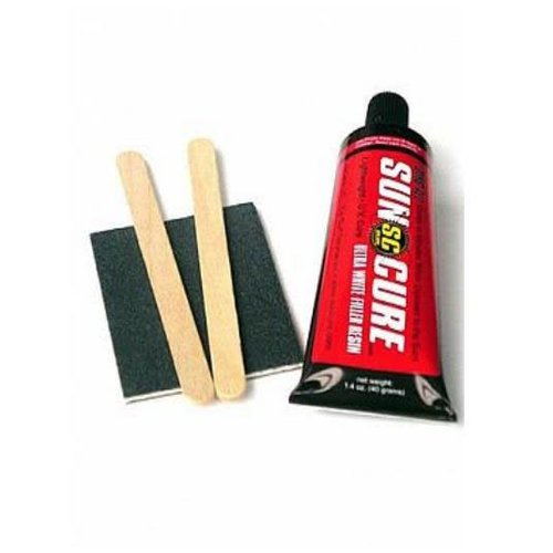 Suncure Suncure Ultra White Filler Repair Kit