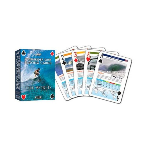 StormriderSurf Stormrider Playing Cards