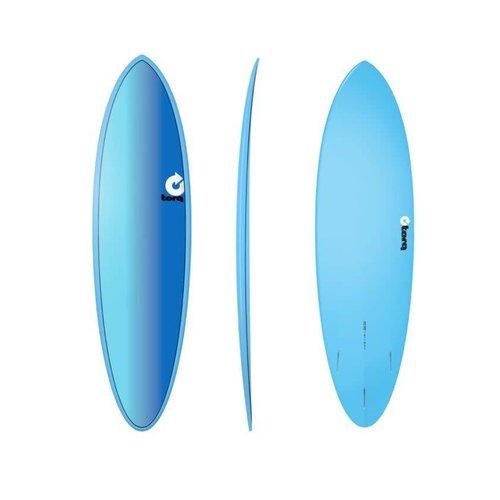 """Torq Torq Funboard Full Fade Blue 6'8"""""""