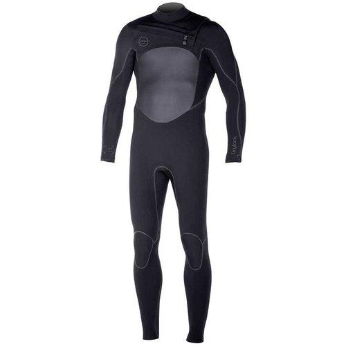 Xcel Xcel Drylock TDC 5/4 Heren Winter Zwart Wetsuit