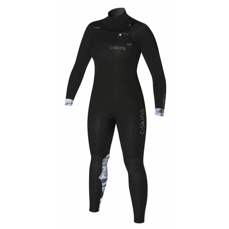 C-Skins C-Skins ReWired 5/4 Dames Winter Trees Wetsuit
