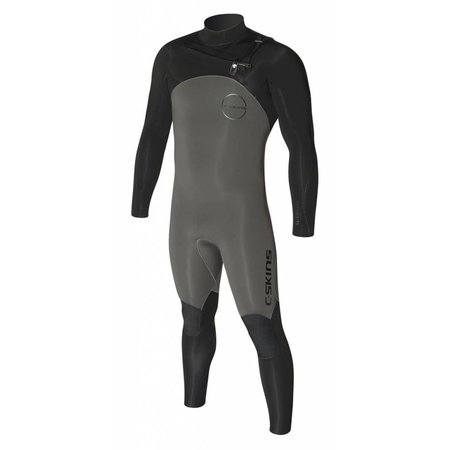 C-Skins C-Skins ReWired 5/4 Heren Gunmetal/Black Winter Wetsuit