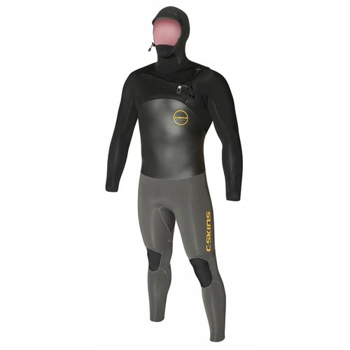 C-Skins C-Skins Wired 5/4 Hooded Heren Winter Wetsuit