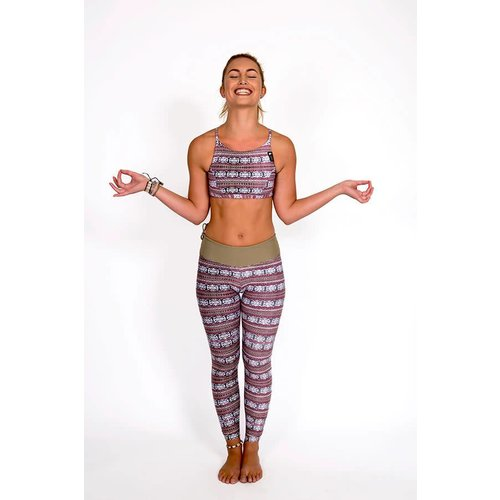 Curms Curms Happykini Surf & Yoga Legging Olive