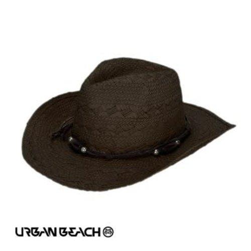 Urban Beach Urban Cowboy style hoed