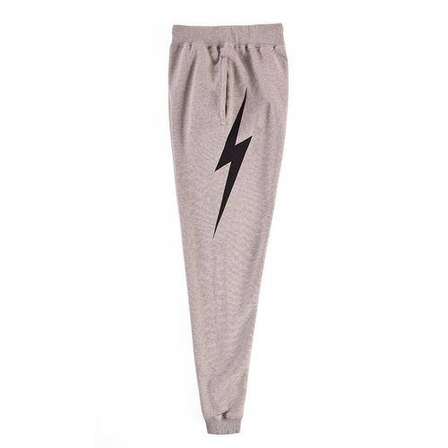 Lightning Bolt Lightning Bolt Heather Fleece Forever Pants