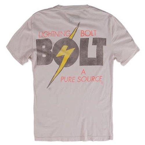 Lightning Bolt Lightning Bolt Pure Source Front/Back Print Tee