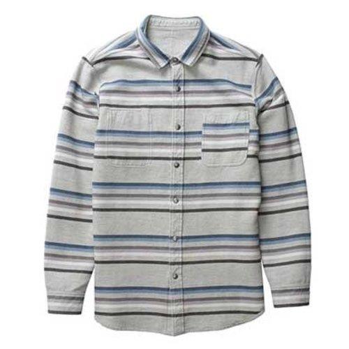 Vissla Vissla Pennington Grijs Reversible Overhemd