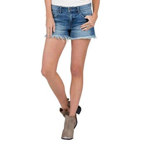 Volcom Volcom Dames Retro Blue Stoned Short