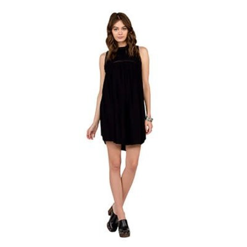 Volcom Volcom Dames Sunset Path Black Dress