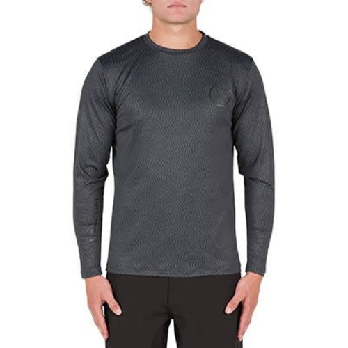 Volcom Volcom Heren Distortion Long Sleeve Rashguard