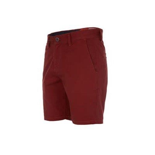 Volcom Volcom Kids Frickin Skinny Chino Dark Clay Shorts