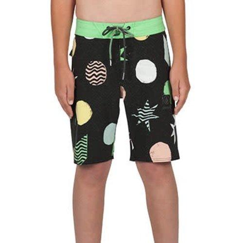 Volcom Volcom Kids Polka Slinger Multi Boardshorts