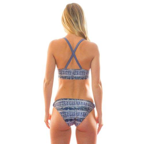 Sensi Graves Europe Sensi Graves Bella Bali Bound Bikini Bottom