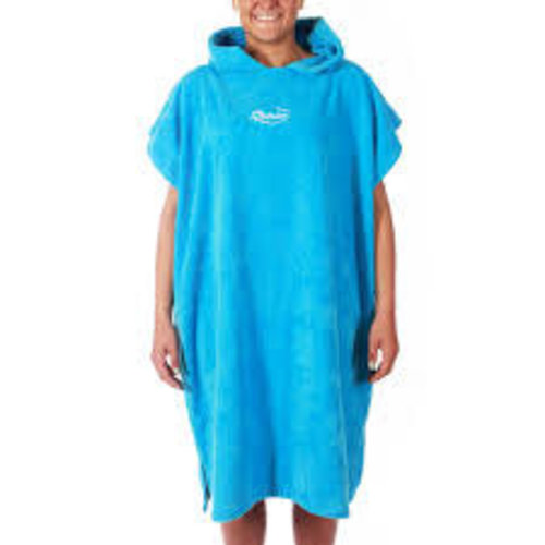 Robies Robies Turquoise Surf Poncho