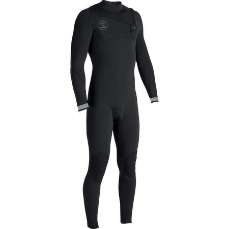 Vissla Vissla 7 Seas 5/4 Heren Black Fade Winter Wetsuit