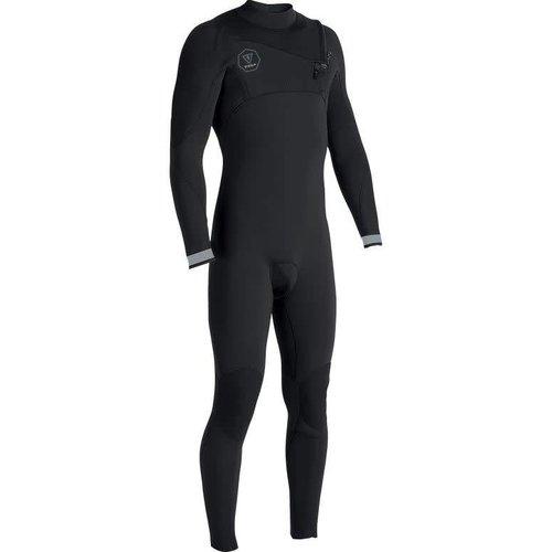 Vissla Vissla 7 Seas 5/4 Heren Black Fade Winter Wetsuit