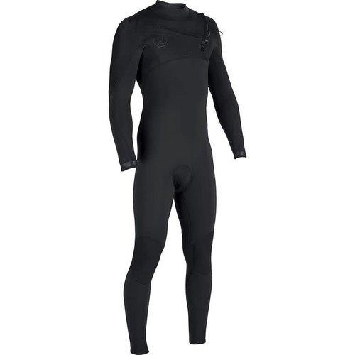 Vissla Vissla 7 Seas 3/2 Heren Zomer Wetsuit Stealth
