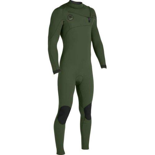 Vissla Vissla 7 Seas 4/3 Heren Army Wetsuit