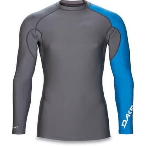 Dakine Dakine Heren Twilight Snug Fit Gunmetal LS Lycra
