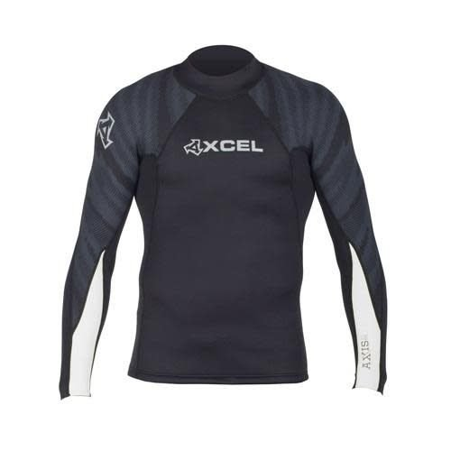 Xcel Xcel AXIS 2.1mm LS Heren Lycra
