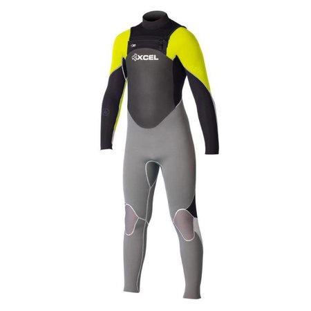 Xcel Xcel AXIS X1 4/3 Kids Winter Wetsuit